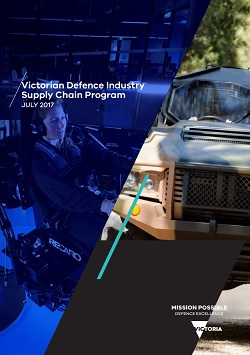 Victorian Defence Industry Supply Chain Program image